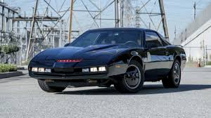 Here's What To Do When You Rent KITT From Knight Rider On Turo And ...