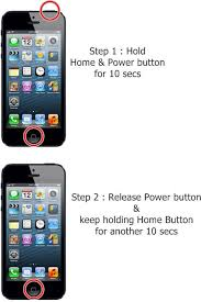 iPhone 5 wont Turn – Black Screen