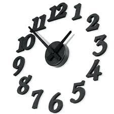 montre de cuisine horloge pour cuisine moderne horloge pendule design terre cuite et