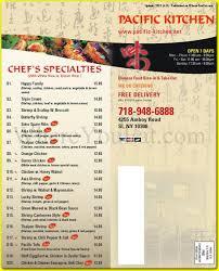 Pacific Kitchen Chinese Restaurant in Great Kills Staten Island
