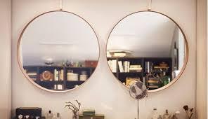 wandspiegel ikea schlafzimmerspiegel spiegel mit len