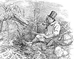 Political Cartoon 1891 Photograph By Granger