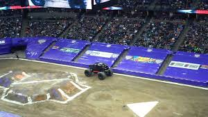100 Monster Truck Denver JamCO Obstacle Course 2815 Full YouTube