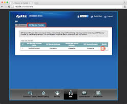 Setting Up VoIP/Voice On Your ZyXel Router - Powered By Kayako ...