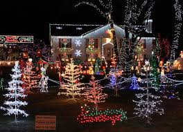 Christmas Tree Shop Saugus Massachusetts by Outdoor Christmas Decorations 15 Over The Top Ideas Bob Vila