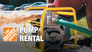 100 Truck Rental From Home Depot Pump The YouTube