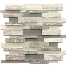 brick floor tile lowes shop x wooden light grey and glass