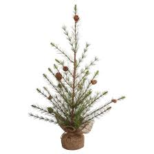 Target Artificial Christmas Trees Unlit by 24