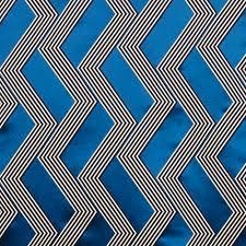 Grey Geometric Pattern Curtains by Curtain Fabric Geometric Pattern Silk Polyester Funky