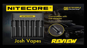 NITECORE Q6 Six Slot 2A Universal Li-ion/IMR Battery Charger | Josh Vapes  Review Details About New Efest Imr 18650 3000mah 37v 35a High Drain Flat Top Rechargeable Battery Ebl Smart Rapid Charger For Liion Lifepo4 Batteries 26650 21700 17670 17500 14500 16340rcr123 Mhnicd Aa New Product Announcement Nitecore Q2 2a Quick Bagshop Coupon Code How To Get Multiple Inserts Nitecore F1 And Review Zeroair Reviews 2x Shockli 3600mah 1399 Coupon Price Bestkalint Limn 3500mah 40a Richmond Coupons Floyd Design Promo Epipe 629x 2019 18350 5250mah 194 Sc4 Superb Charger