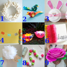 Link Love Cool Things To Make With Paper