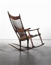 Sam Maloof Rocking Chair Plans by Sam Maloof Artnet