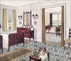 1924 Blabon Bedroom