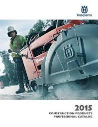 Husqvarna Tile Saw Canada by 2016 Husqvarna Canada Distribution Catalog By Husqvarna