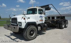 1998 Mack RD688SX Roll Off Container Truck | Item K6444 | SO... Alliancetrucks Roll Off Truck For Sale In New Jersey Mack Green Guy Recycling Trucks For Sale Dm690s Youtube Coker Equipment Sales Oilfield World Sales Brookshire Tx Mack Rolloff Trucks For Sale New 2019 Gr64b Truck 7342