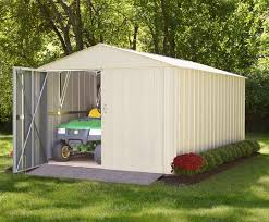 12x20 Shed Material List by Arrow Commander Storage Shed Seies Up1012 10 U0027 X 20 U0027