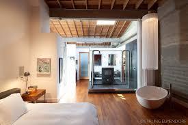 100 Loft Sf Bedroom Bath Glass Shower Room SF In San Francisco