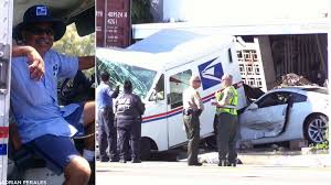100 Who Makes Mail Trucks ABC7 Eyewitness News On Twitter TRAGIC USPS Worker Joel Perales
