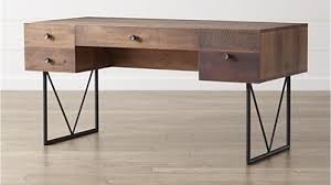 Crate And Barrel Leaning Desk by Stylish Sophisticated U0026 Modern Desks Crate And Barrel