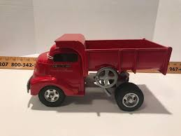 100 Red Dump Truck Lot Vintage Smith Miller Proxibid Auctions