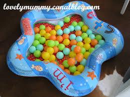piscine a balle gonflable astuce de maman la piscine à balles lovely mummy
