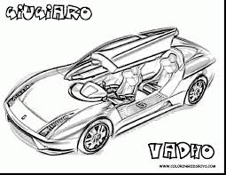 Stunning Printable Coloring Pages Boys Cars With For Older Kids And Extraordinary