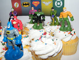 Cake Decorating Books Barnes And Noble by Amazon Com Dc Super Heros Batman Superman Justice League Cake