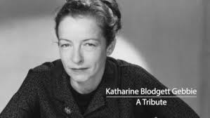 Video Thumbnail For Katharine Blodgett Gebbie A Tribute