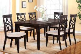 Six Chair Dining Table And Chairs Prepossessing Decor 4