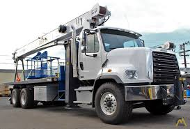 Manitex 26101C 26-Ton Boom Truck Crane For Sale Or Rent Trucks ...