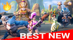 TOP 10 BEST NEW GAMES FOR ANDROID AND IOS 2018 / BEST NEW GAMES OF ...