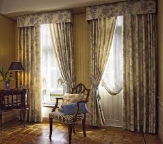 Primitive Living Room Curtains by Decoration Ideas Amazing Beige Cotton Curtain With White Fabric