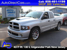 Buy Here Pay Here 2005 Dodge Ram SRT-10 For Sale In Edgewater Park ... New 2018 Dodge Charger For Sale Delray Beach Fl 8d00221 Durango Rt Sport Utility In Austin Tx Needs Battery 2001 Dodge Dakota Custom Truck Custom Trucks For 1968 Stock Jc68rt Sale Near Smithfield Ri Is This The Golden Age Of Challenger Hagerty Articles 2016 Ram 1500 Trucks Pinterest 2017 Review Doubleclutchca Burnout And Exterior Youtube Getting An Srt Appearance Package The Drive Cars At Columbia Chrysler Jeep Fiat 2008 Toyota Tundra 4wd Truck Sr5 In Westwood Ma Boston
