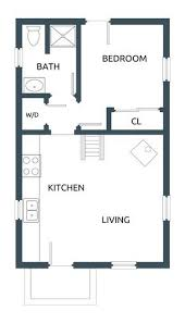 longshoremans small house floor plans one