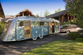 104 Restored Travel Trailers Vintage Require Care And Money To Restore But Are Beautifully Seductive Oregonlive Com