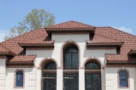 Decra Villa Tile Estimating Sheet by Gerard Stone Coated Steel Metal Roofing Barrel Vault Santa Fe