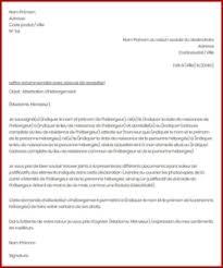 attestation domiciliation si e social attestation d hébergement modèle gratuit de lettre