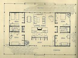 100 Mid Century Modern Home Floor Plans Awesome House