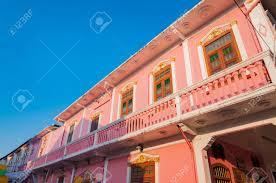 100 Houses In Phuket Old Town SinoPortuguese At Thalang Road