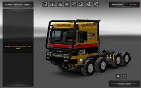 100 Euro Truck Simulator 2 Truck Mods DAF CRAWLER FOR 13 14