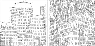 Fantastic Structures A Coloring Book Of Amazing Buildings Real And Imagined Steve McDonald 9781452153230 Amazon Books