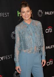 Ellen Degeneres Amy Halloween Horror Nights by Ellen Pompeo U0027s Talks About Her