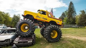 Showtime Monster Truck: Michigan Man Re-creates One Of The Coolest ...