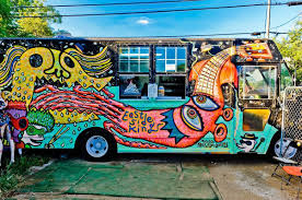 100 Food Trucks Austin Texas East Side King Liberty Bar East Side King South Lamar
