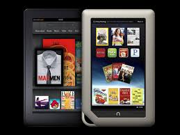Amazon Kindle Fire vs Barnes & Noble Nook Tablet Spec Shootout