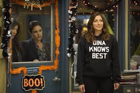 Best Halloween Episodes by Melissa Fumero