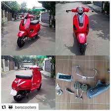 Berscooters Dijual Vespa LX 150 Ie 3V Tahun 2013 Km 10000