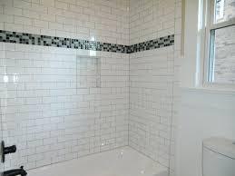 beveled subway tile shower ideas gray huskytoastmasters info