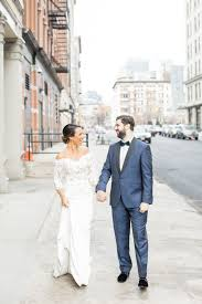 100 Tribeca Rooftops Rooftop Wedding Danielle Jarred Kelsey Combe Photography