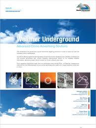 100 Wun Derground Wwwwundergroundcom Online Advertising Advertising